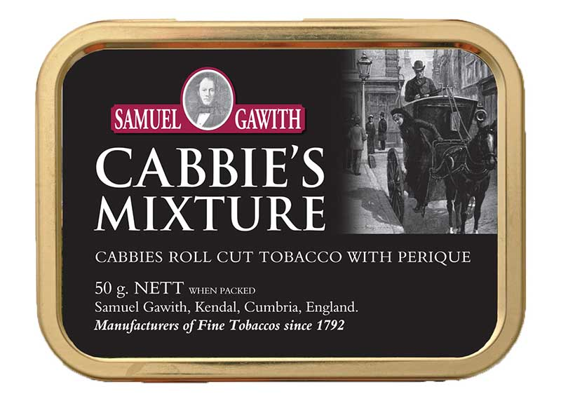 16 02 Cabbies Mixture